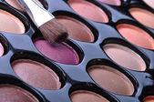 Make-up palette — Стоковое фото