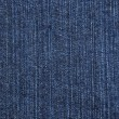 Texture of jeans - Stock Photo