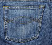 Texture de jeans — Photo