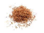 Tobacco isolated on white background — Stock Photo