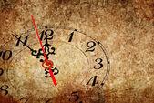 Vijf minuten aan nieuwjaar — Stockfoto