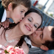 The happy moments of a life — Stock Photo #9501188