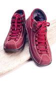 Botas rojas — Foto de Stock