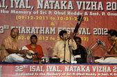 Sikkil Gurucharan — Stock Photo