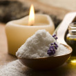 Lavender Spa — Stock Photo #10046921