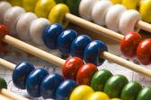Lição de matemática — Fotografia Stock