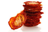 Italian sun dried tomatoes — Stock Photo