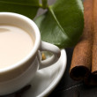 Masala chai - Stock Photo