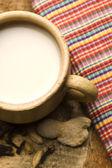 Masala chai — Stock Photo