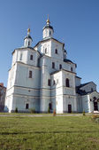 Ukrainian Cathedral Church in city of Sumy — Stock Photo