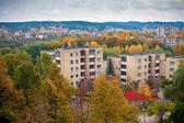 Autumn In Vilnius — Stock Photo