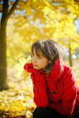 Autumn Beauty — Stock Photo