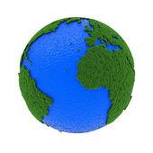 Concepto ecológico de la tierra — Foto de Stock