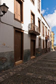Gran canaria town in Gran Canaria — Stock Photo