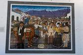 Gran canaria town in Gran Canaria — Stock Photo