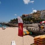 Portugal Atlantic Beach — Stock Photo