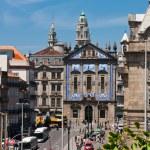 Porto old town — Stock Photo