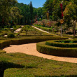 Tomar Gardens — Stock Photo #9285536