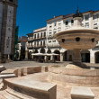 Evora old town - Stock Photo