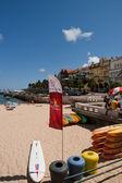 Praia atlântica de portugal — Foto Stock