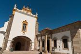Evora old town — Stock Photo