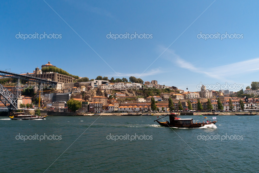 Porto old town  — Stock Photo #9285024