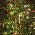 Beautiful christmas tree — Stock Photo #8294666