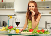 Salade verte — Photo