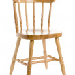 Chair wood — Stock Photo #10214941