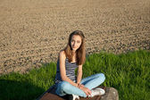 Teenage girl — Stockfoto