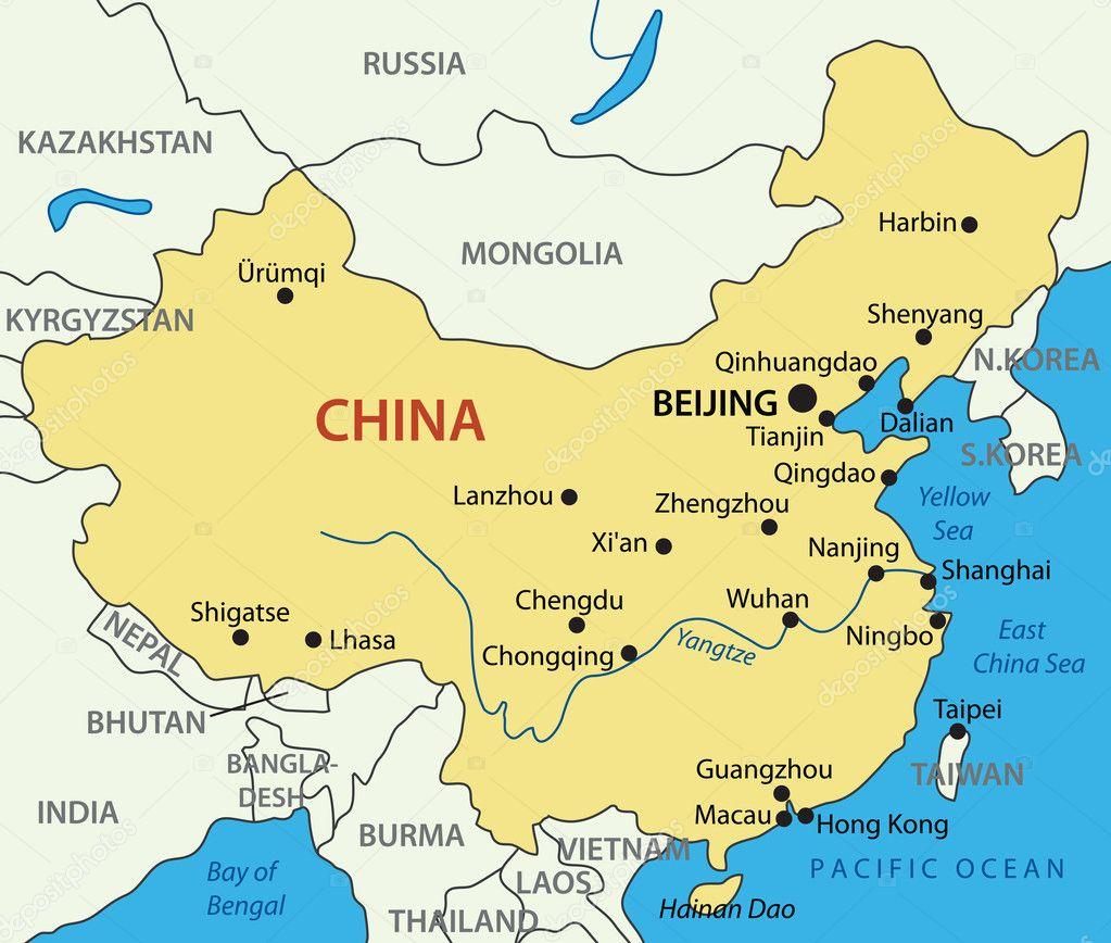 WPS  Port of Yantian satellite map  World Port Source
