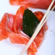 Fresh salmon — Stock Photo #10063915