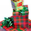Gift boxes — Stock Photo #9279472