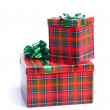 Gift boxes — Stock Photo #9396903