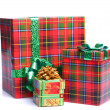 Gift boxes — Stock Photo #9883899