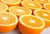 Orange slices — Stock Photo