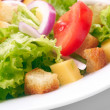 Salad background — Stock Photo #8329600