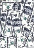 Fond de dollars — Photo