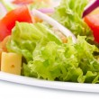 Salad background — Stock Photo #8934171