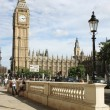 Stock Photo: London Parliament and Big Ben