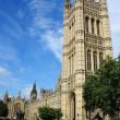 London Parliament and Big Ben — Stockfoto