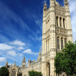 London Parliament and Big Ben — Stok Fotoğraf #8135492