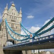 Stock Photo: London Tower Bridge
