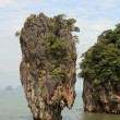 Royalty-Free Stock Photo: James Bond island. Phuket. Thailand.
