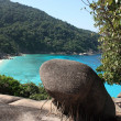 Similan islands, Thailand, Phuket — 图库照片