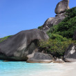 Similan islands, Thailand, Phuket — Stock Photo