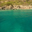 Clear water and caribbean island — Stock Photo #9687572