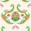 Vector de stock : Ornate pattern