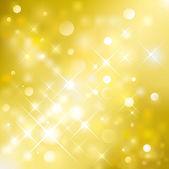 Gyllene bakgrund — Stockvektor