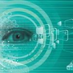 Digital Eye — Stock Vector #9107170